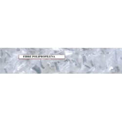 Fibre POLIPROPILENA, lungime 12mm, punga 900grame