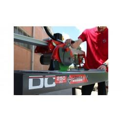 Masa de Taiat gresie, faianta RUBI DC-250 1200 Lungime taiere 120cm, diametru disc 250mm, greutate 60kg