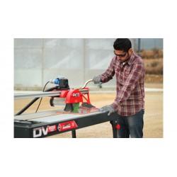 Masa de Taiat gresie, faianta RUBI DV-200 1000 Lungime taiere 106cm, diametru disc 200mm, greutate 58kg