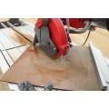 Masa de Taiat gresie, granit, marmura RUBI DX-250 PLUS 1400 Laser&Level, Lungime taiere 152cm, disc 250mm