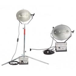Iluminator cu trepied BT1000, alimentare 220V, 111.000 lumeni