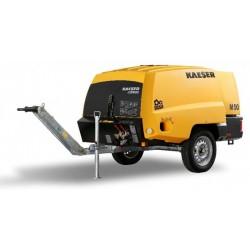 Compresor mobil M50 PE KAESER