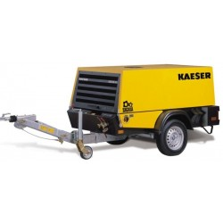 Compresor mobil M45 KAESER