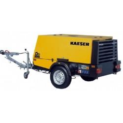 Compresor mobil M64 KAESER
