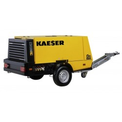Compresor mobil M80 KAESER