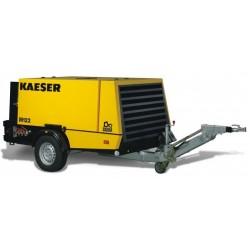 Compresor mobil M122 KAESER