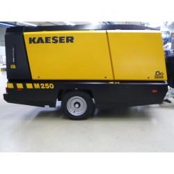 Compresor mobil M250 KAESER