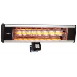 Incalzitor electric cu raze infrarosii pentru perete, model CL18CW, fara telecomanda, putere calorica 2kW, alimentare 230V