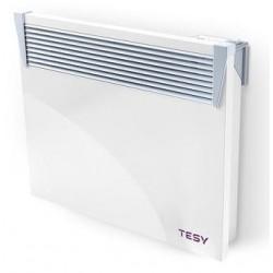 Convector electric de Perete, model TESY CN03 100 EIS W, putere 1000W, cu termostat electronic, suprafata 8-12mp