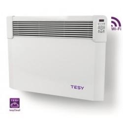 Convector electric de Perete cu modul Wi-Fi, TESY CN04 100 EIS CLOUD W, putere 1000W, suprafata 8-12mp