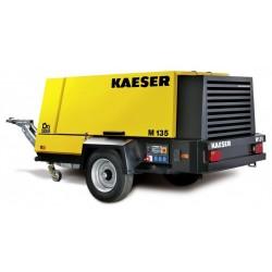 Compresor mobil M135 KAESER
