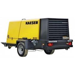 Compresor mobil M200 KAESER