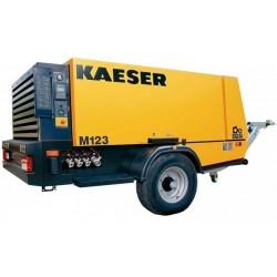 Compresor mobil M123 KAESER