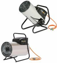 Generatoare caldura pe GPL Seria GP INOX