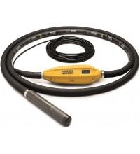 Vibratoare pentru beton cu convertizor, alimentare 230V, IEC WACKER