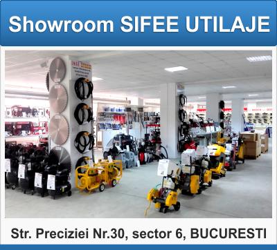 Accesati pagina Showroom-ului Sifee Utilaje